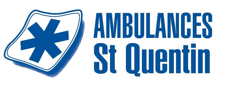logo ambulances st quentin